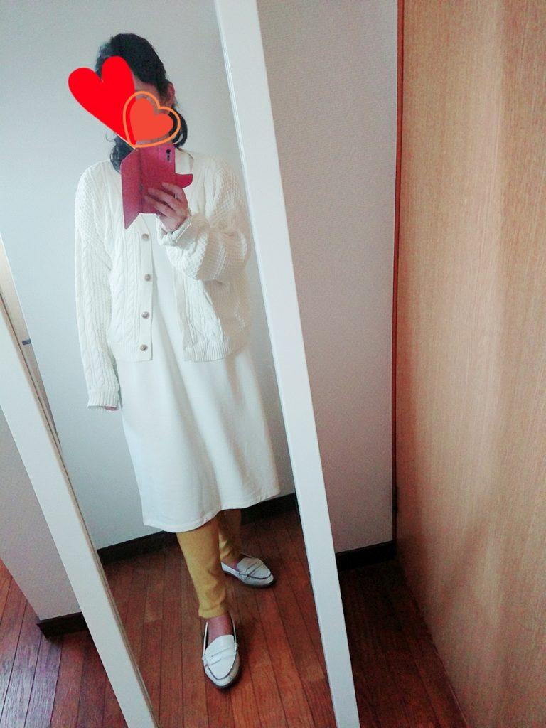 30代ママファッション,ぽっちゃり,しまむら,GU,大きいサイズ