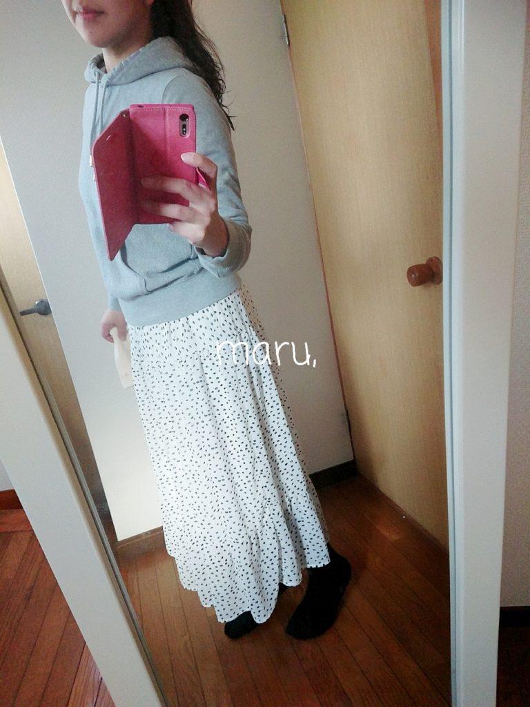 しまむら,大きいサイズ,ぽっちゃり,スカート